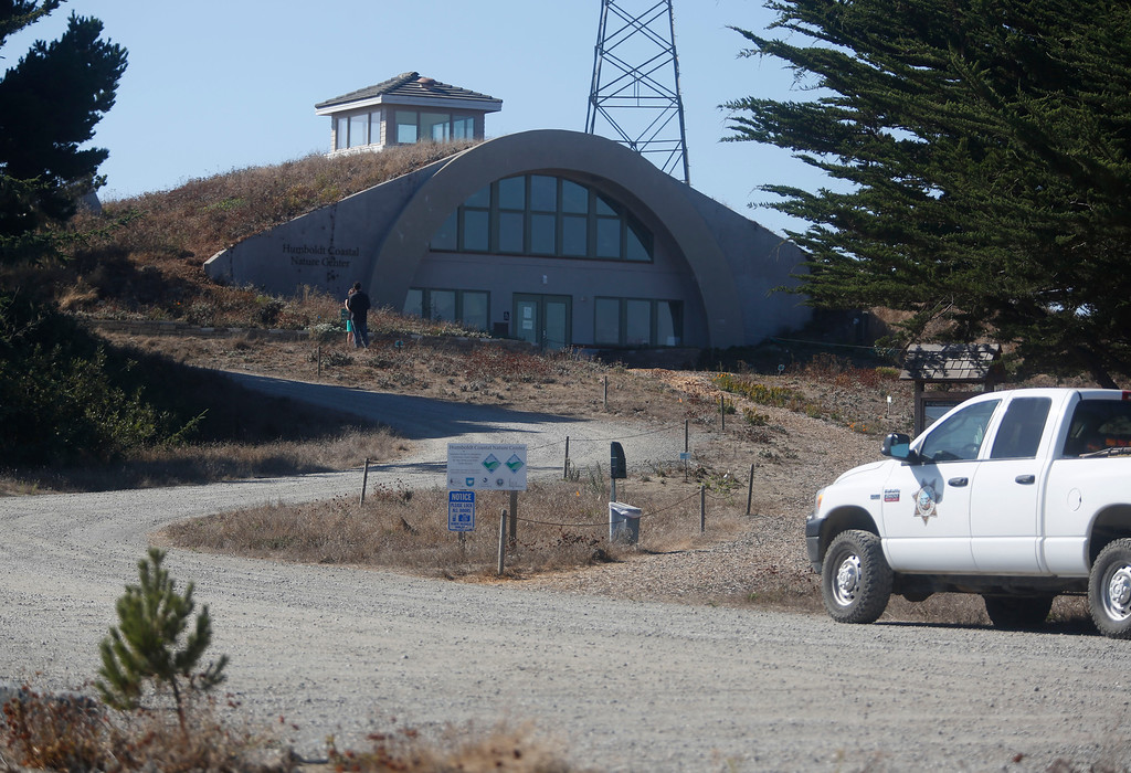 Description of . The two suspects were located and taken into custody by law enforcement near Friends of the Dunes Humboldt Coastal Nature Center off Stamp Lane in Manila on Monday.